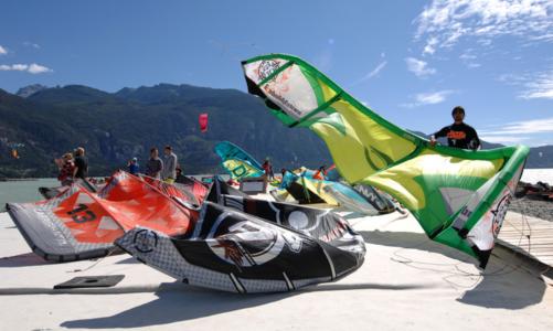 Types of Kites For Kiteboarding